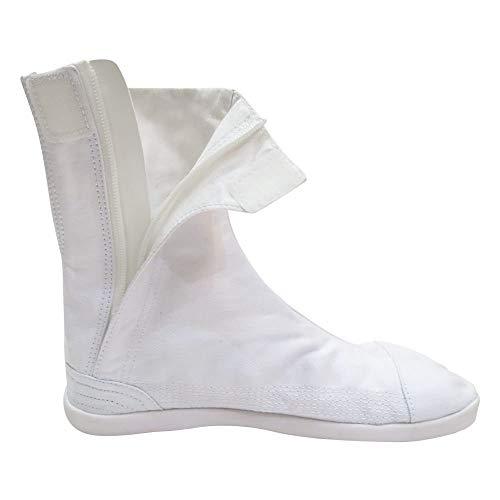 Buy white tabi boots