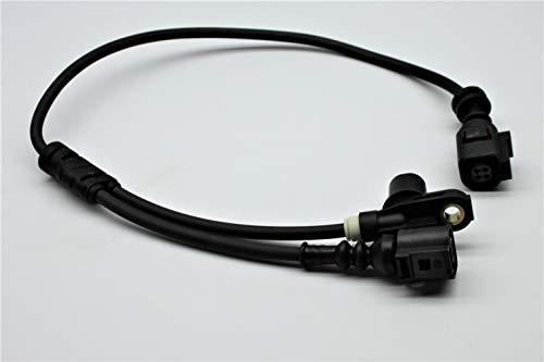 DAKAtec 410206 ABS Sensor Front Axle Left: