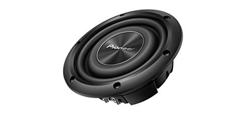"""Pioneer 8"""" Shallow-Mount Subwoofer with 700 Watts Max. Power"""