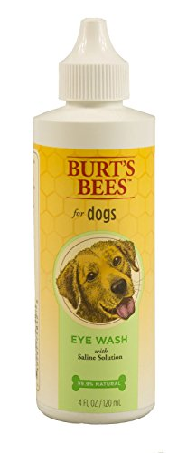 Burt's Bees Eye Wash Solution for Dogs, 4 Ounces