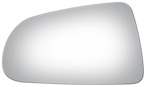 2006-2009 DODGE DAKOTA, 2004 DURANGO, 2006-2009 MITSUBISHI RAIDER, 2011 RAM DAKOTA Driver Side Replacement Mirror Glass