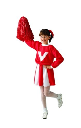 2Pc. Child Cheerleader Costume