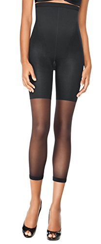 SPANX In-Power Line Super High Footless Shaper Size C Black