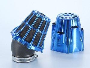 Luftfilter Polini Kunststoff mit Kappe / 42mm 30°