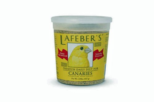 Lafeber Company Canary Pellets Premium Daily Diet Pet Food, 1.25-Pound, My Pet Supplies