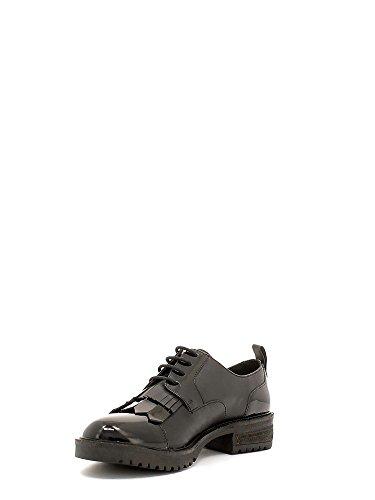 Zapatillas de nero Apepazza Piel para mujer negro black 6qwxUYdxZ5