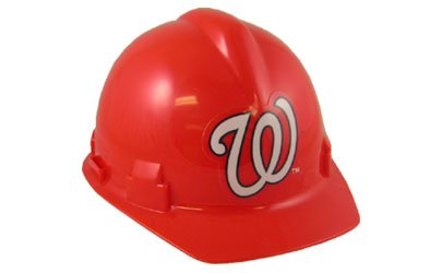 MLB Baseball Washington Nashionals hard hats 1