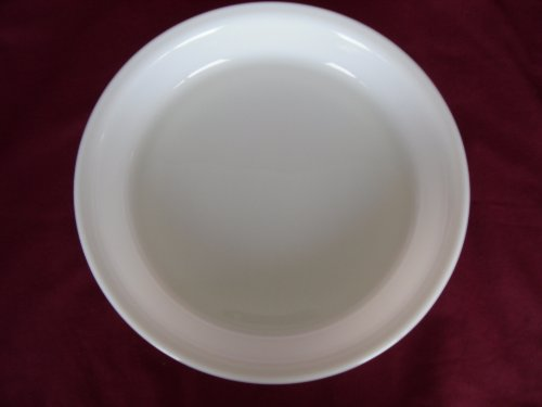 Vintage Corning PYREX Milk Glass Pie Plate 9 inch