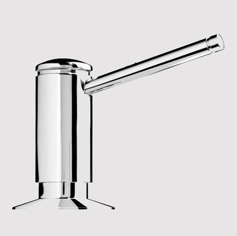 KWC Faucets Z.504.938.700 PRIMO Soap Dispenser, 3-1/4'', Steel by KWC Faucets