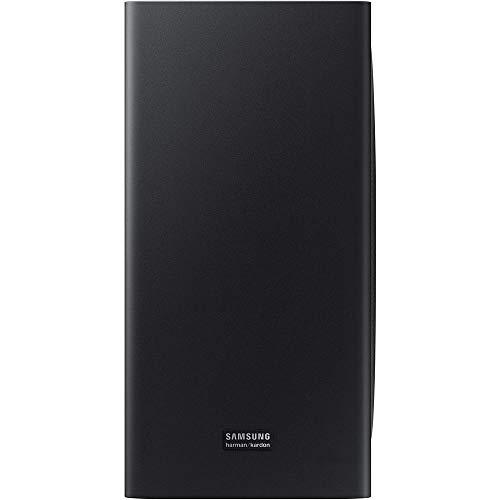 "Samsung QN82Q80RA 82"" Q80 QLED Smart 4K UHD TV (2019 Model) with Samsung 370W Virtual 5.1.2-Channel Soundbar System with Wireless Subwoofer - (HWQ80R)"