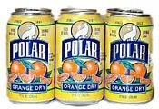 - Polar Orange Dry Case 4/6 pack case