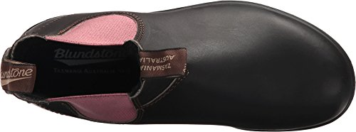 Blundstone Mujer Bl1377 Stout Marrón / Rosa