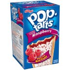 Pop-tarts Toaster Pastries Frosted Raspberry 14.7 OZ (Pack of 24) by Pop-Tarts