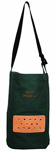 Derby Originals Heavy Duck Canvas Feed Bags, Hunter Green ()
