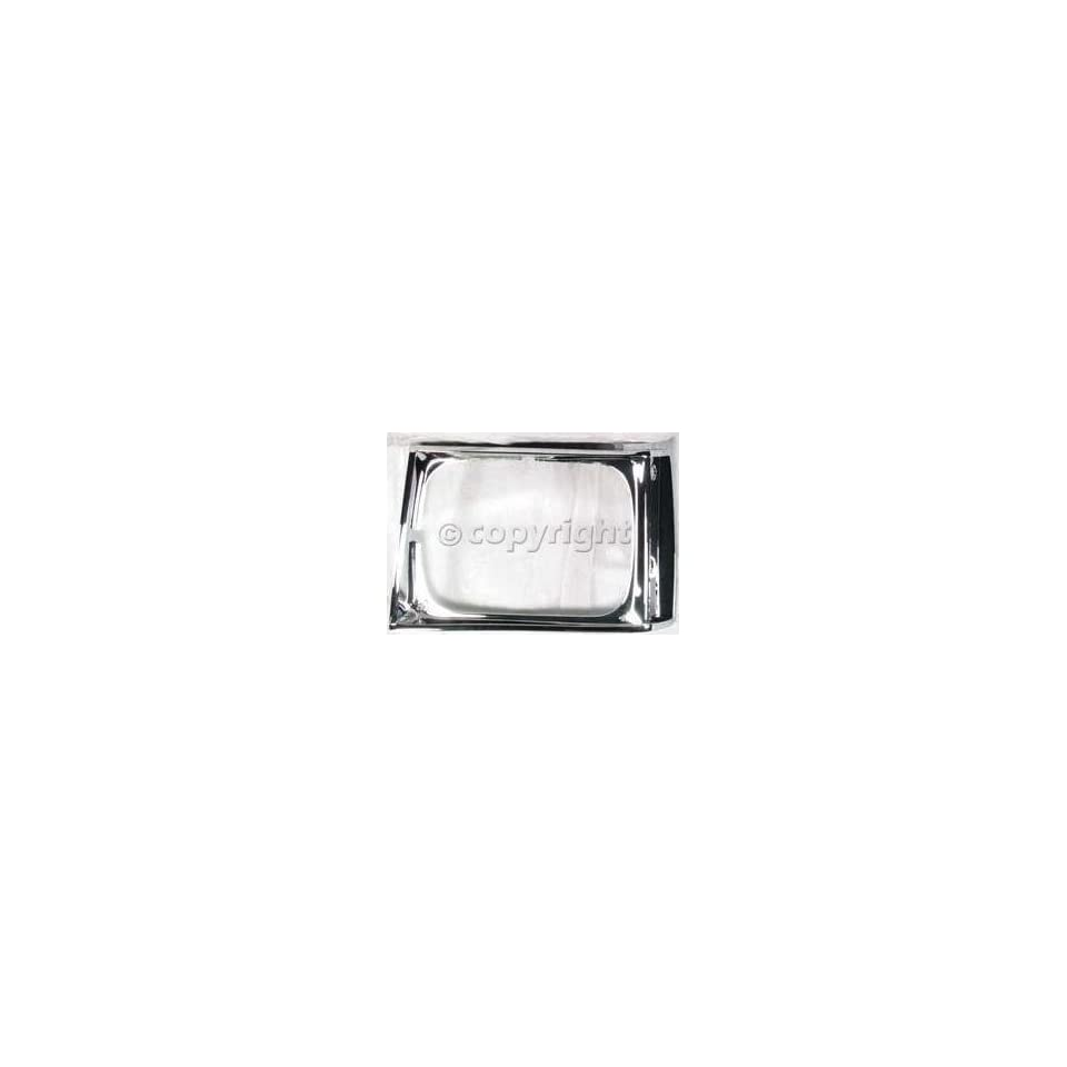 HEADLIGHT DOOR gmc S15 PICKUP s 15 82 90 JIMMY 83 90 chevy chevrolet BLAZER S10 s 10 light lamp lh