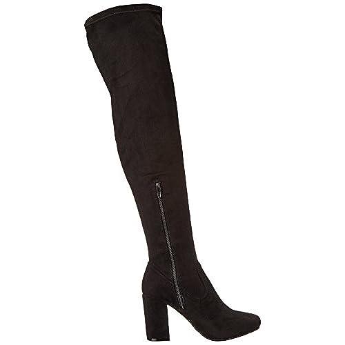 b133022db40 hot sale Carlos by Carlos Santana Women s Rumer Over the Knee Boot ...