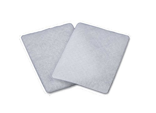 (Disposable White Fine Filters for Covidian/Puritan Bennett Sandman Intro, Info, and Auto Machines - 2 Pack )