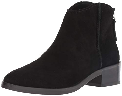 Dolce Vita Women's Tucker Ankle Boot, Onyx Suede, 8 M US from Dolce Vita