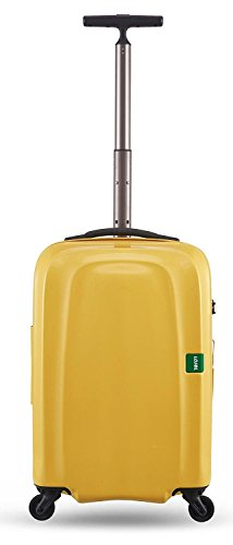 lojel-lumo-195-carry-on-spinner-luggage-mustard