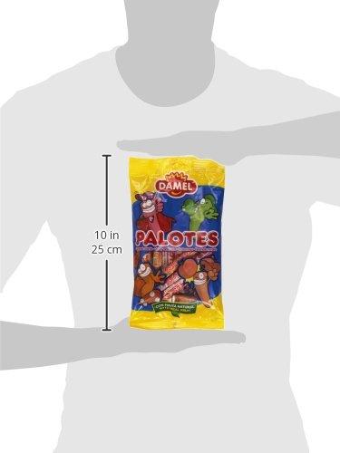 Damel - Palotes - Caramelo blando - 144 g - [pack de 6]: Amazon.es: Alimentación y bebidas