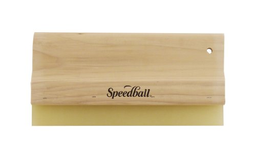 Speedball 4483 12-Inch Graphic Squeegee for Screen Printing by Speedball