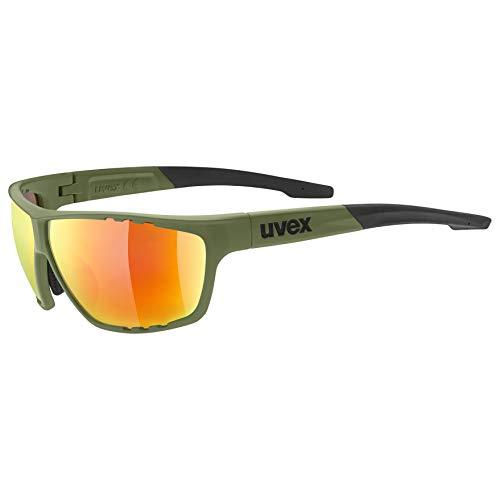 uvex Unisex – Erwachsene, sportstyle 706 Sportbrille
