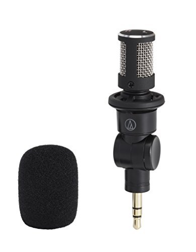 Audio Technica AT9911 | Stereo Plug-in Microphone ( Japan Import )