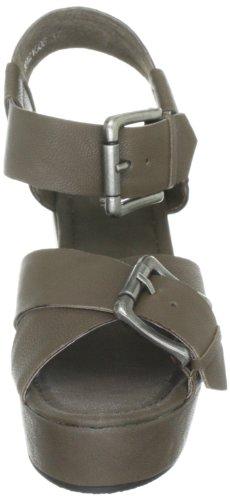 Sandaler Læder Kvinder Copenhagen Til Klassiske Mimic Brune M121606 xP8nfvqC