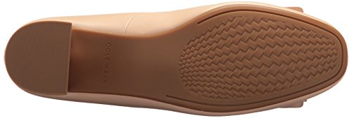 free shipping low shipping with paypal for sale Cole Haan Women's Tali Bow Pump Nude Leather free shipping 2014 unisex WHTCyTwI