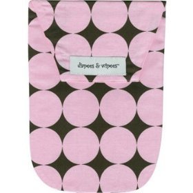 Diapees and Wipees – Pink Disco, Bags Central