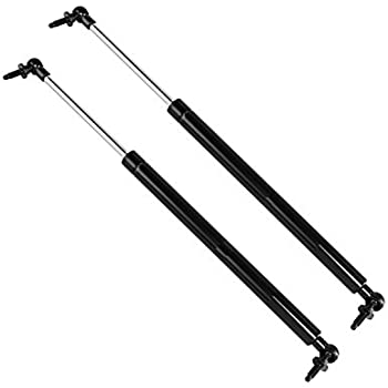 2 Rear Hatch Liftgate Tailgate Lift Supports Struts Shock For Mitsubishi 2000-05