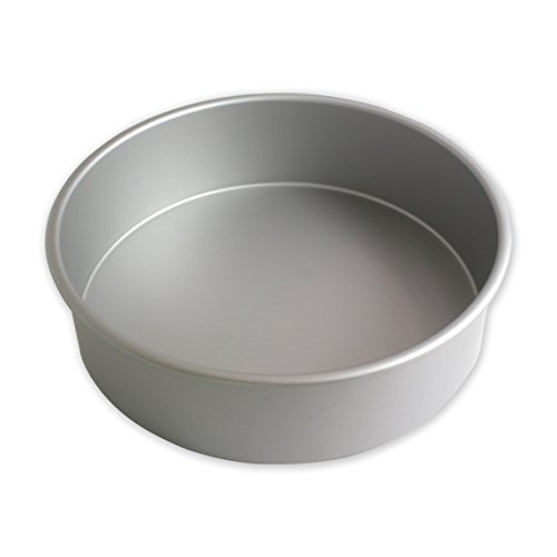 PME Round Seamless Aluminum Baking Pan, 10