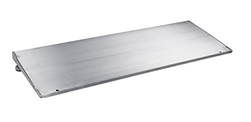 Prairie View Industries ATH1236 Adjustable Threshold Ramp, 12 In X 36 In, 7 Pound by Prairie View Industries