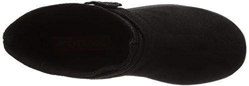 Dog Manilla Black Noir Femme Black Rocket Bottines z5dwYzq