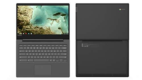 "2020 Newest Lenovo 14"" Thin and Light Chromebook: 14"" FHD (1920 x 1080) Anti-Glare Display, Intel Dual-Core N4000 Processor, 4GB RAM, 64GB eMMC, WiFi, Bluetooth, HD Webcam, USB-C, Google Chrome OS"