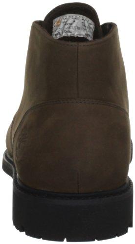 Timberland Stivali Stormbuck Uomo Dark Brown Chukka Waterproof Marrone SSaHA