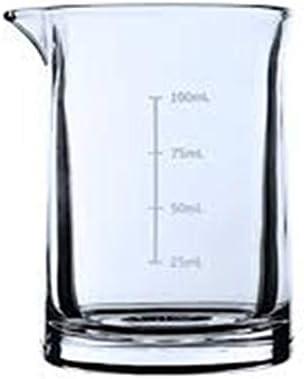 TREO BY MILTON Glass Measuring Tumbler 150ML Set of 6