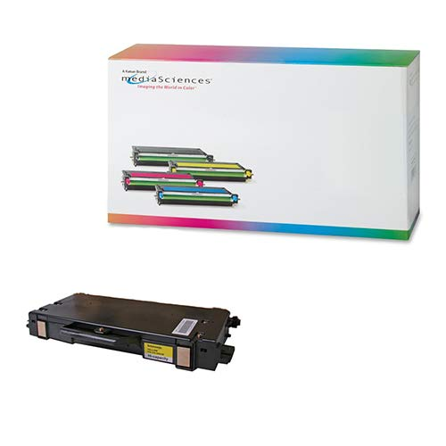 Media Sciences YLW TONER CLEARCASE-PHASER 750 ( MS750Y )