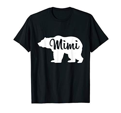 (Mimi Bear Silhouette T-shirt)