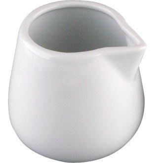 White Cream or Milk Jug 3oz (Box 12)