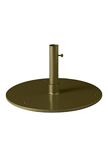 Tropitone by Casual Living Table Height Steel Plate Base, 20