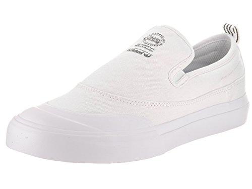 Adidas Mænds Matchcourt Slip Skate Sko Ftwr Hvid, Ftwr Hvid, Ftwr Hvid