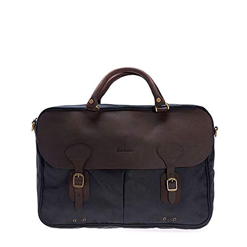Barbour Wax Leather Briefcase from Barbour