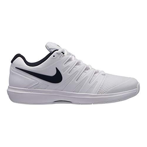 Air Uomo black Prestige Fitness Scarpe Da Zoom white Bianco Nike Cpt 100 dfx07dF
