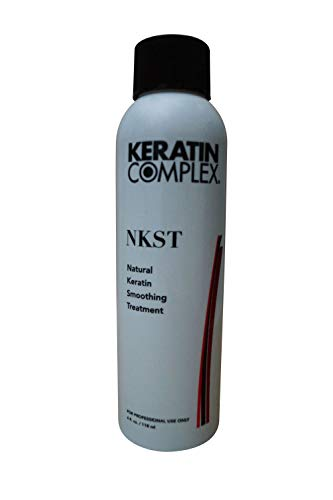 (Keratin Complex Natural Keratin Smoothing Treatment 4oz With Beautify)