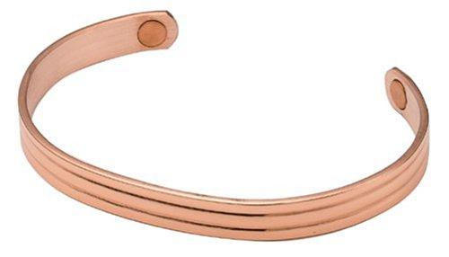 (Sabona Copper Classic Magnetic Bracelet, Size L)
