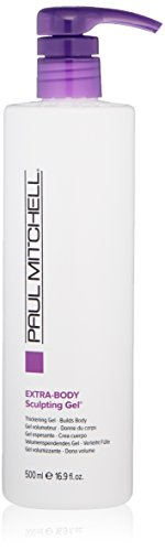 Hair Sculpting Lotion - Paul Mitchell Extra-Body Sculpting Gel,16.9 Fl Oz