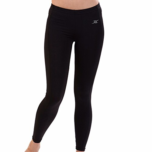 Women Thermal Underwear Pants Leggings Tights Base Layer Compression Bottoms NPW S by Henri maurice (Image #7)