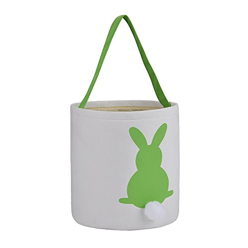 Easter bunny bags rabbit ears design cotton dual layer easter eggs easter bunny bags rabbit ears design cotton dual layer easter eggsgift basket easter party tote bags for kids by xm clipping deals negle Images