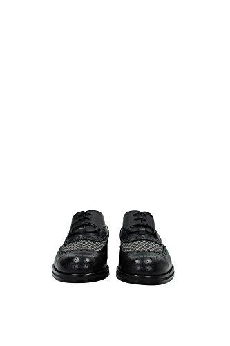 Stringate Armani Collezioni Uomo - (BI5212112) EU nero